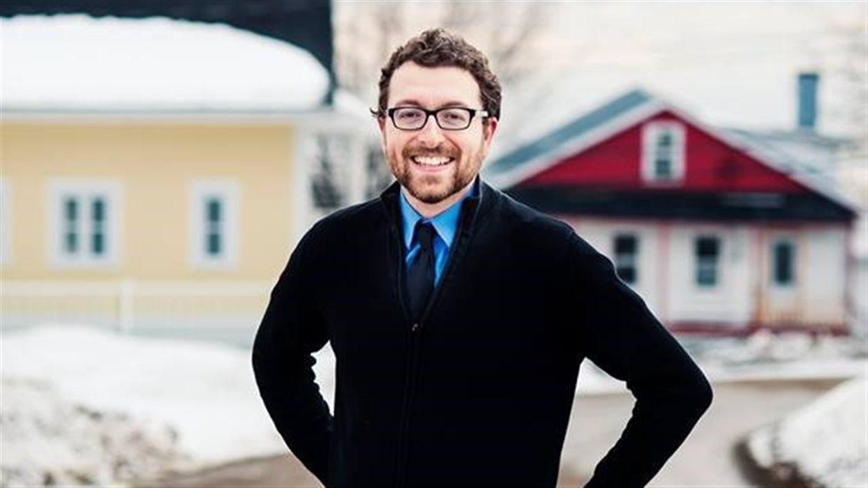 L'auteur Alexandre McCabe.