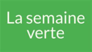 Logo La semaine verte