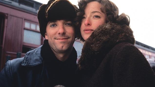 Patrice L'Ecuyer et Pascale Bussières dans «Blanche» en 1993