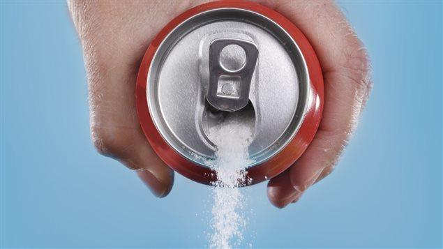 Les boissons sucrées sont aussi surnommées «bonbons liquides».
