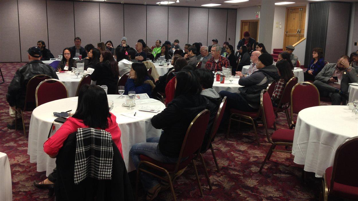Forum à Fredericton sur les droits des travailleurs étrangers temporaires