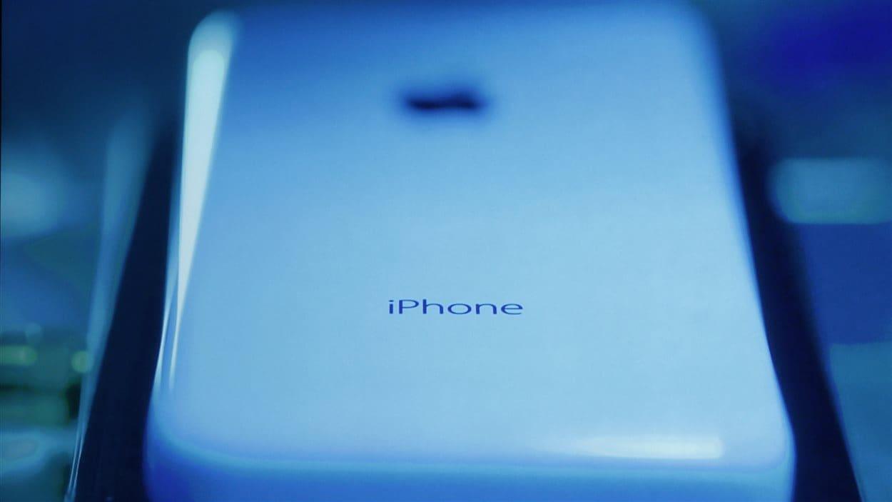 Un iphone 5C