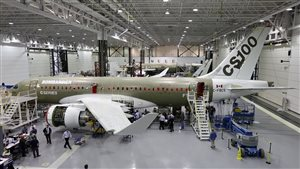 En quoi le C Series est différent de la plupart des autres avions sur le marché?
