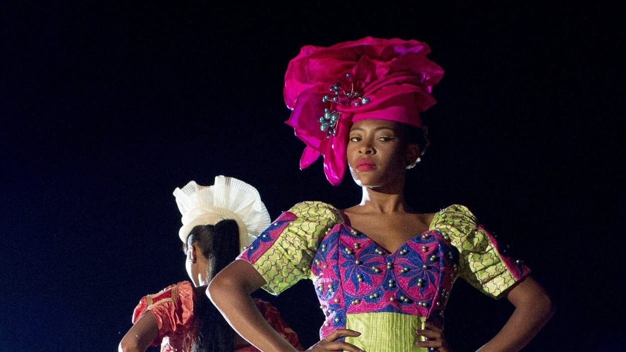 African Fashion Week Edmonton