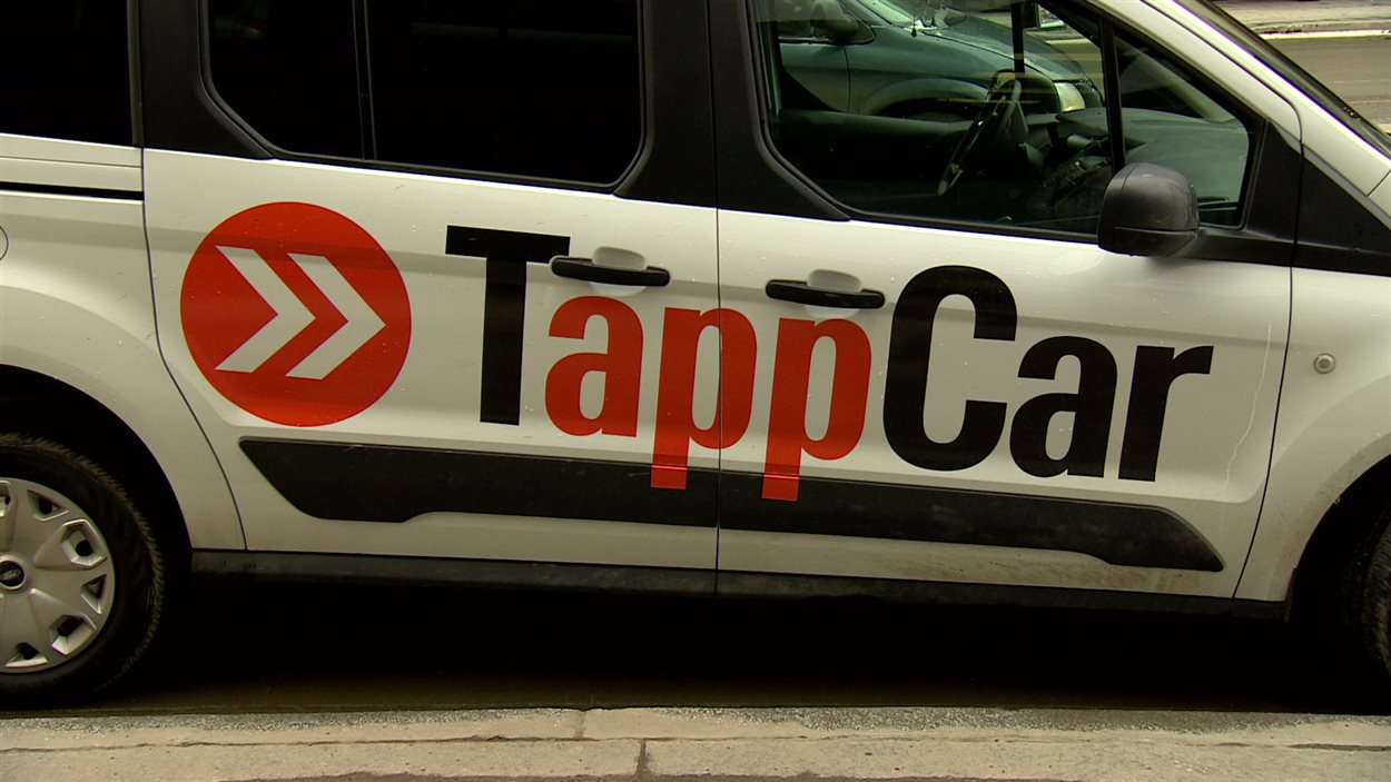 L'entreprise albertaine Tappcar veut concurrencer Uber et les taxis à Edmonton.