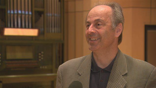 Benoît Plourde, directeur, Conservatoire de Rimouski