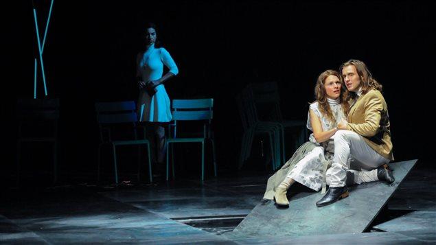 <em>On ne badine pas avec l'amour</em>, d'Alfred de Musset, présenté au Théâtre Denise-Pelletier, à l'automne 2015