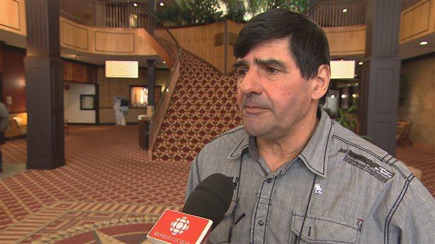 Jacques Fortin, président, Syndicat des producteurs de bovins du Bas-Saint-Laurent