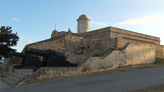 La citadelle de Cienfuegos