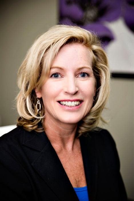 Angela Mercier, médiatrice familiale et analyste des finances pour les couples en instance de divorce
