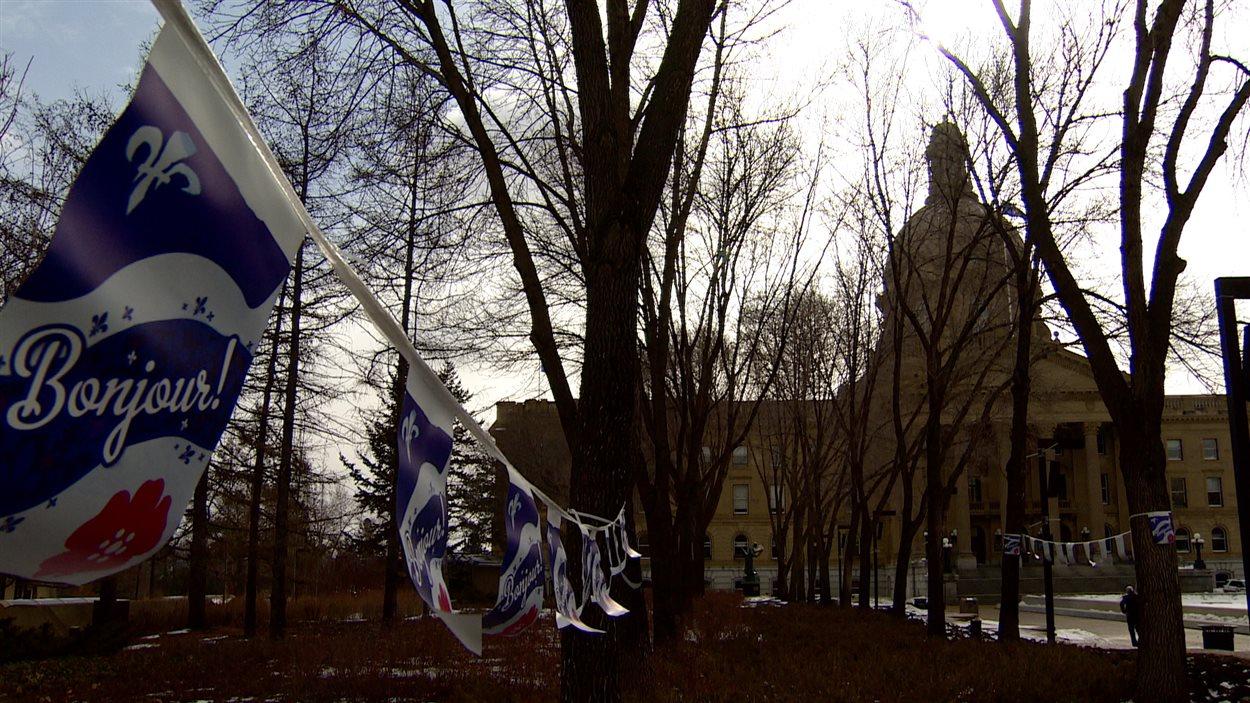 La francophonie à l'honneur à l'Assemblée législative de l'Alberta.