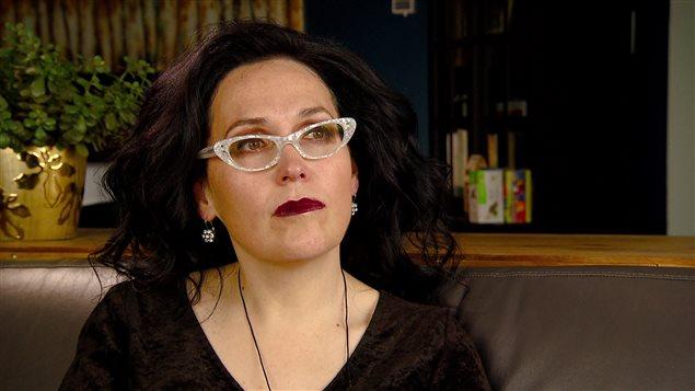 Michelle Brewer fondatrice du festival You Can't Keep a Good Woman Down d'Edmonton