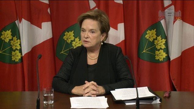 La juge à la retraite ontarienne Susan Lang est très critique du travail du laboratoire Motherisk