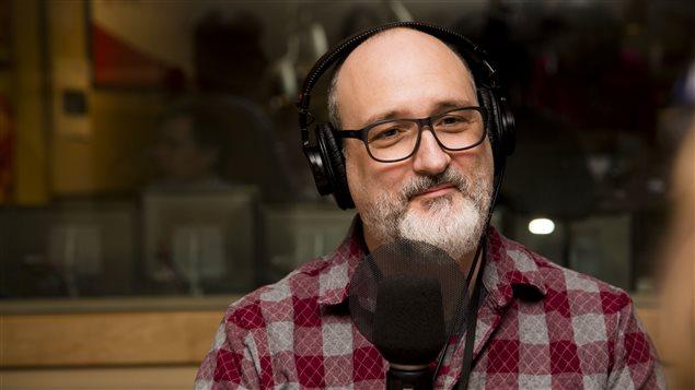 Martin Bilodeau, critique de cinéma et rédacteur en chef chez Médiafilm