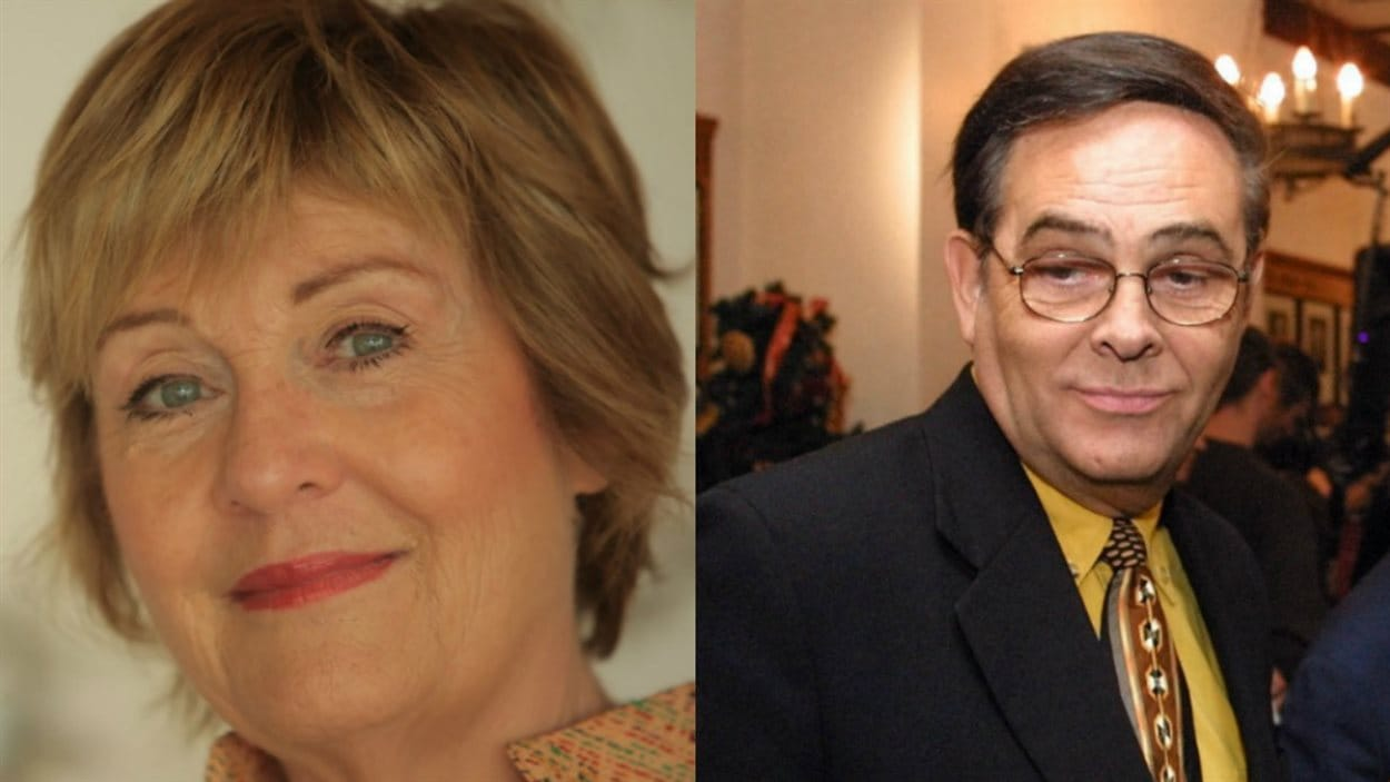 Les sénateurs québécois Diane Bellemare et Michel Rivard ont quitté le caucus conservateur pour siéger comme indépendants.