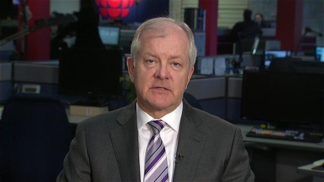 Brian Ferguson, président de Cenovus.