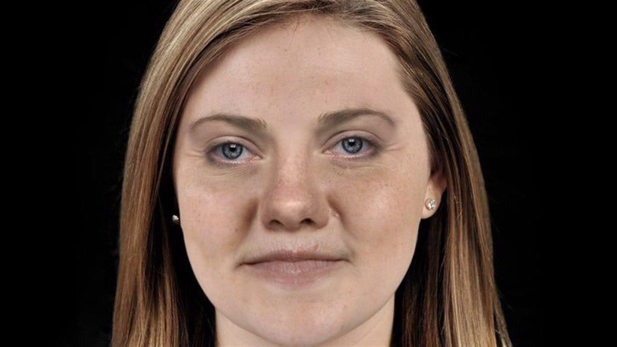 Le SPVM publie un portrait-robot de l'apparence qu'aurait Lorraine Legault aujourd'hui