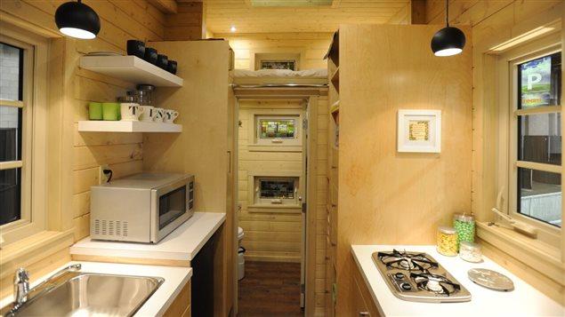 Des mini maisons pour le froid canadien ici radio for Prix mini maison sur mesure