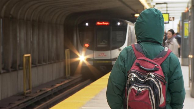 Le métro de Toronto a besoin de travaux de mise à niveau.
