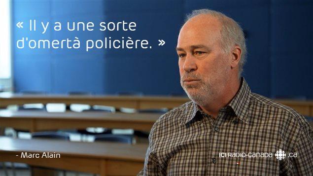Citation de Marc Alain