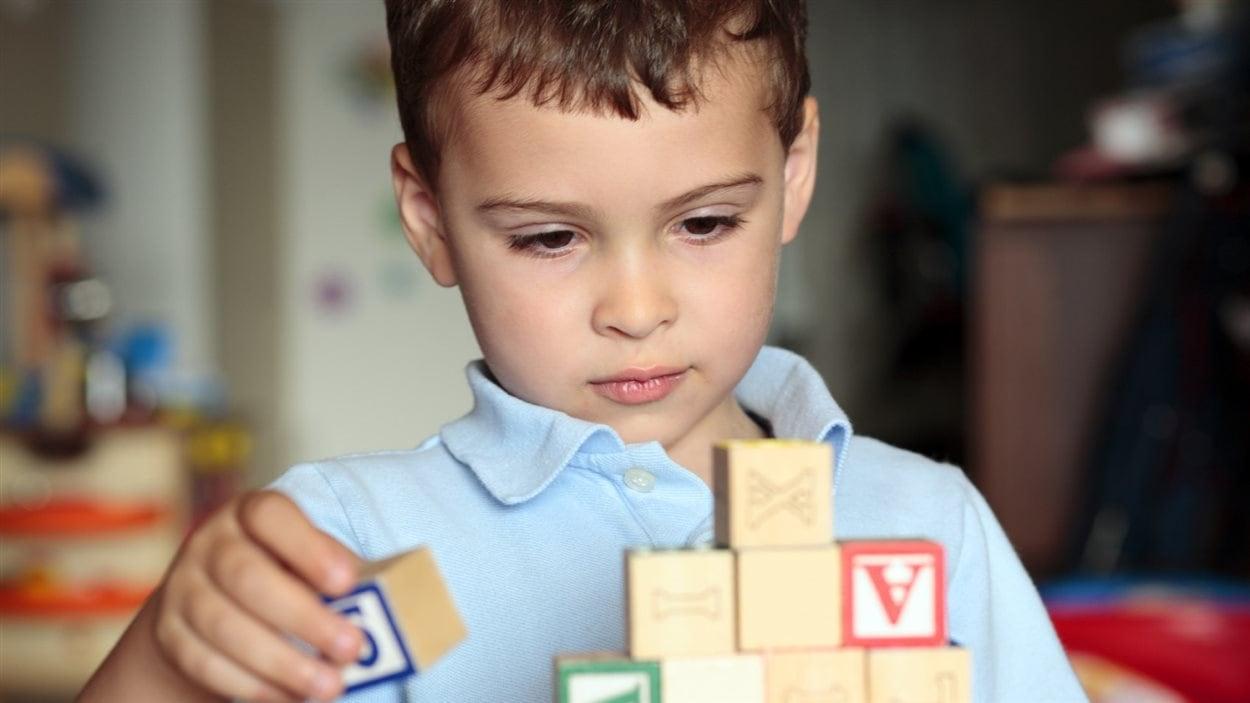 Enfant autiste