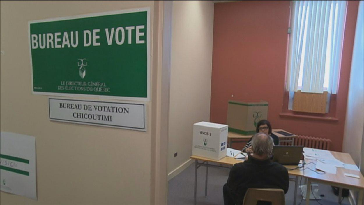 D but du vote par anticipation dans chicoutimi ici radio - Bureau du directeur general des elections ...