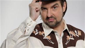 Dave-Eric Ouellet alias MC Gilles