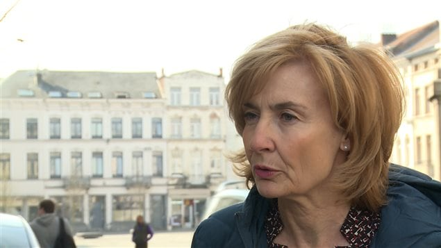 Françoise Schepmans, bourgmestre de Molenbeek-St-Jean