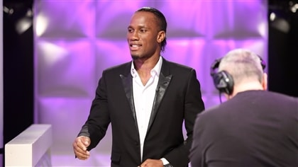 Tout le monde en parle - Didier Drogba
