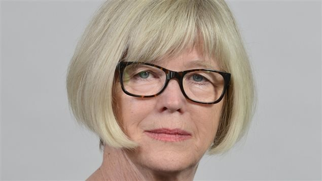 L'auteure Madeleine Dahlem