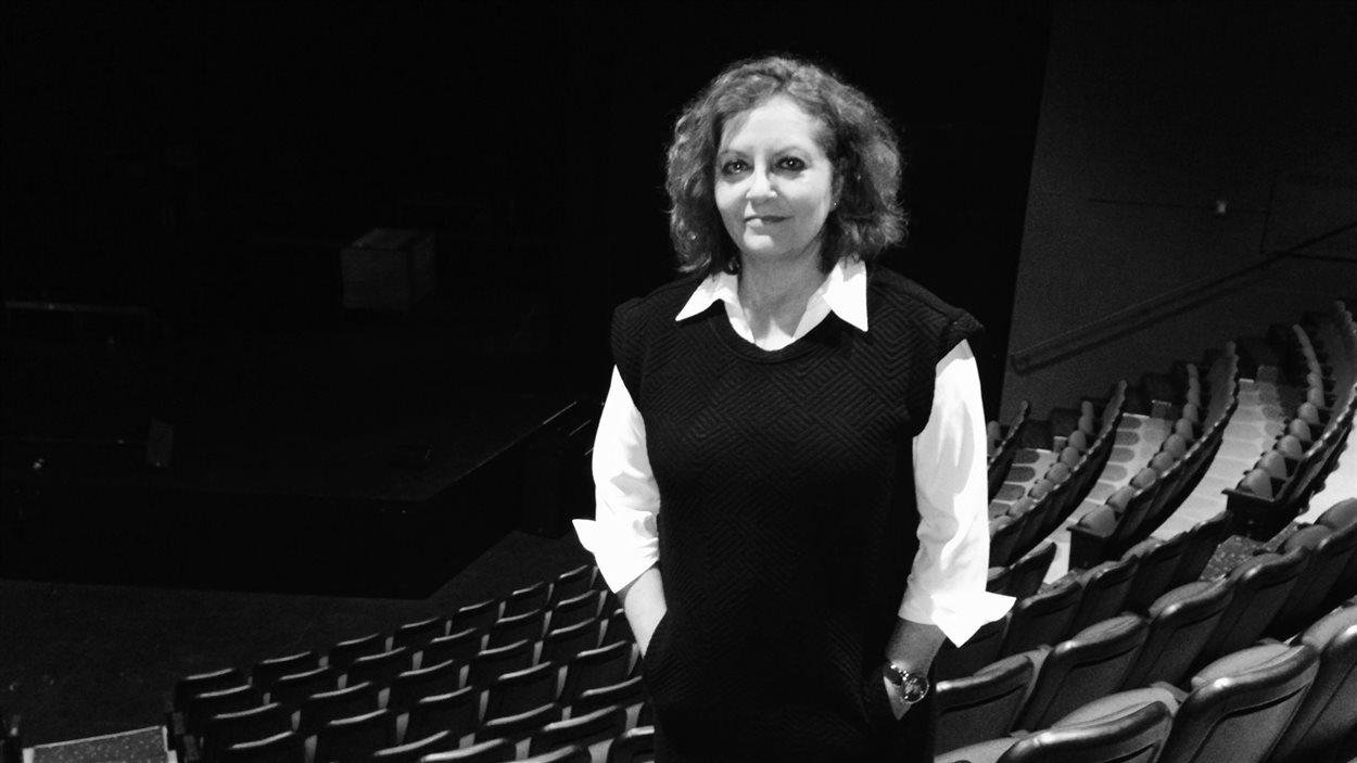 Luce Couture, directrice du Théâtre Centennial