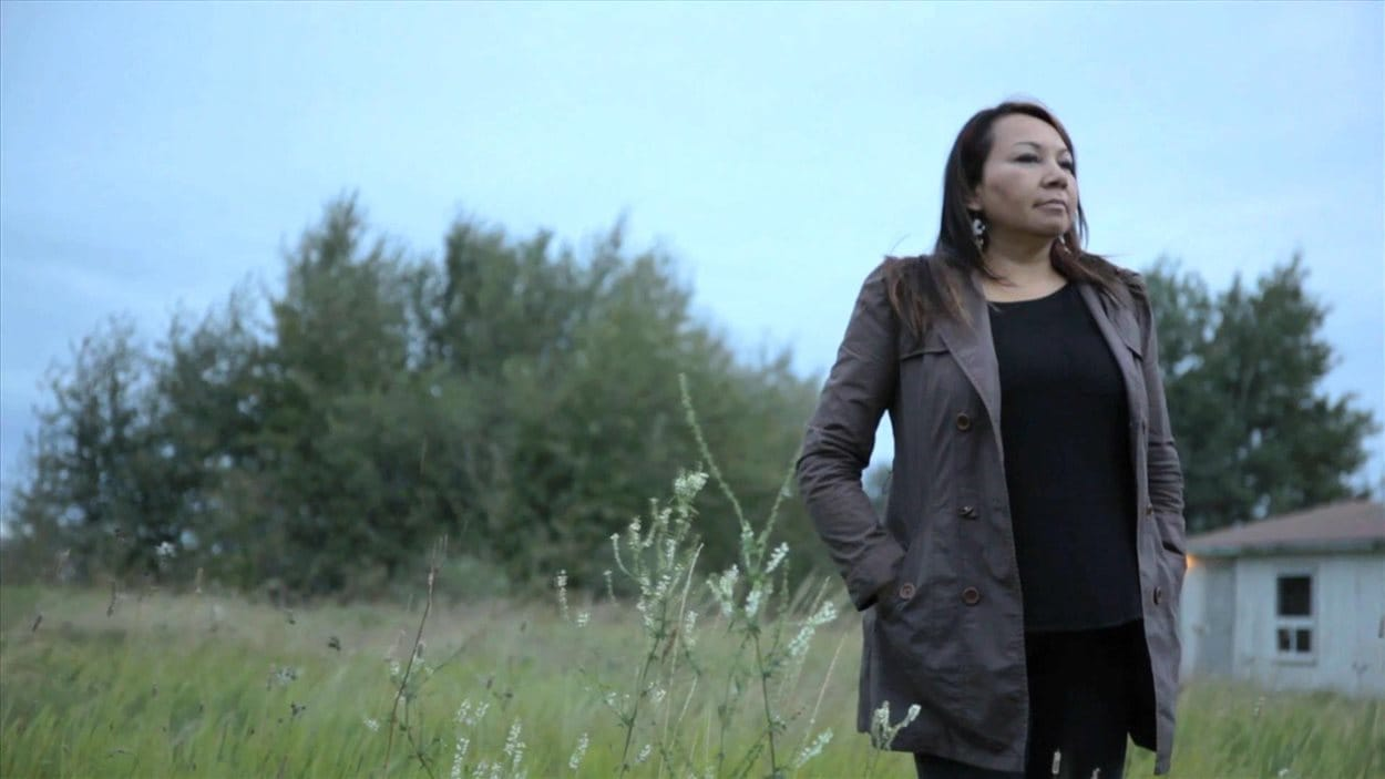 Sheila North Wilson, grande chef des Premières Nations du Manitoba Keewatinowi Okimakanak (MKO)
