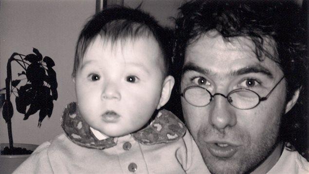 Olivia et son père