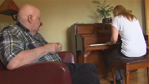 De la musique pour accompagner les patients en fin de vie