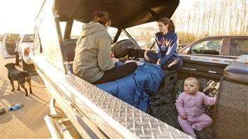 Sinistrés de Fort McMurray: comment aider ou obtenir de l'aide?