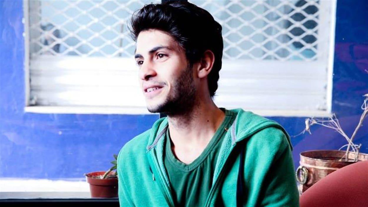 Ramy Ayari est jeune homme bien connu dans la communauté LGBT tunisienne. Il a fondé en 2014 l'association « Without Restriction »