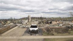 90% de FortMcMurray sauvé des flammes, 2400 bâtimentsdétruits