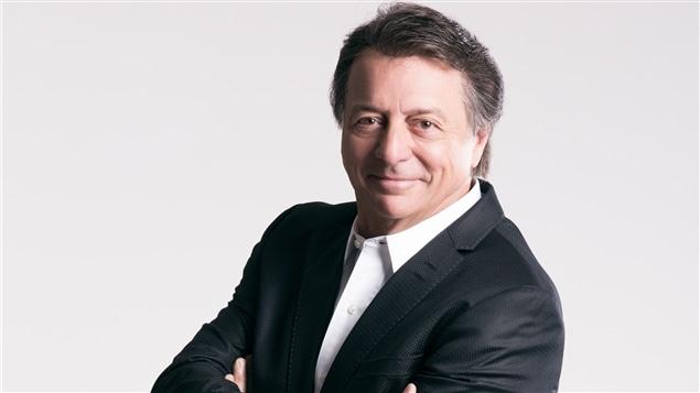 Déjà dimanche! Jean-Luc Mongrain