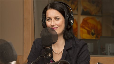 La professeure de sociologie Céline Lafontaine