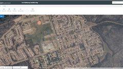 Une application pour visualiser les dégâts du feu de Fort McMurray