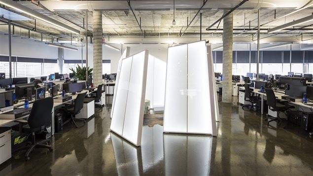 Ubisoft d voile son nouveau studio de qu bec ici radio for Bureau quebec montreal