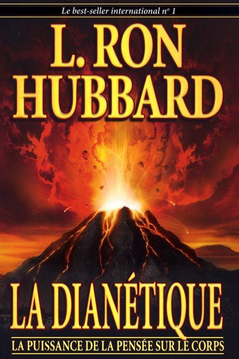 Livre sur la dianétique de L. Ron Hubbard