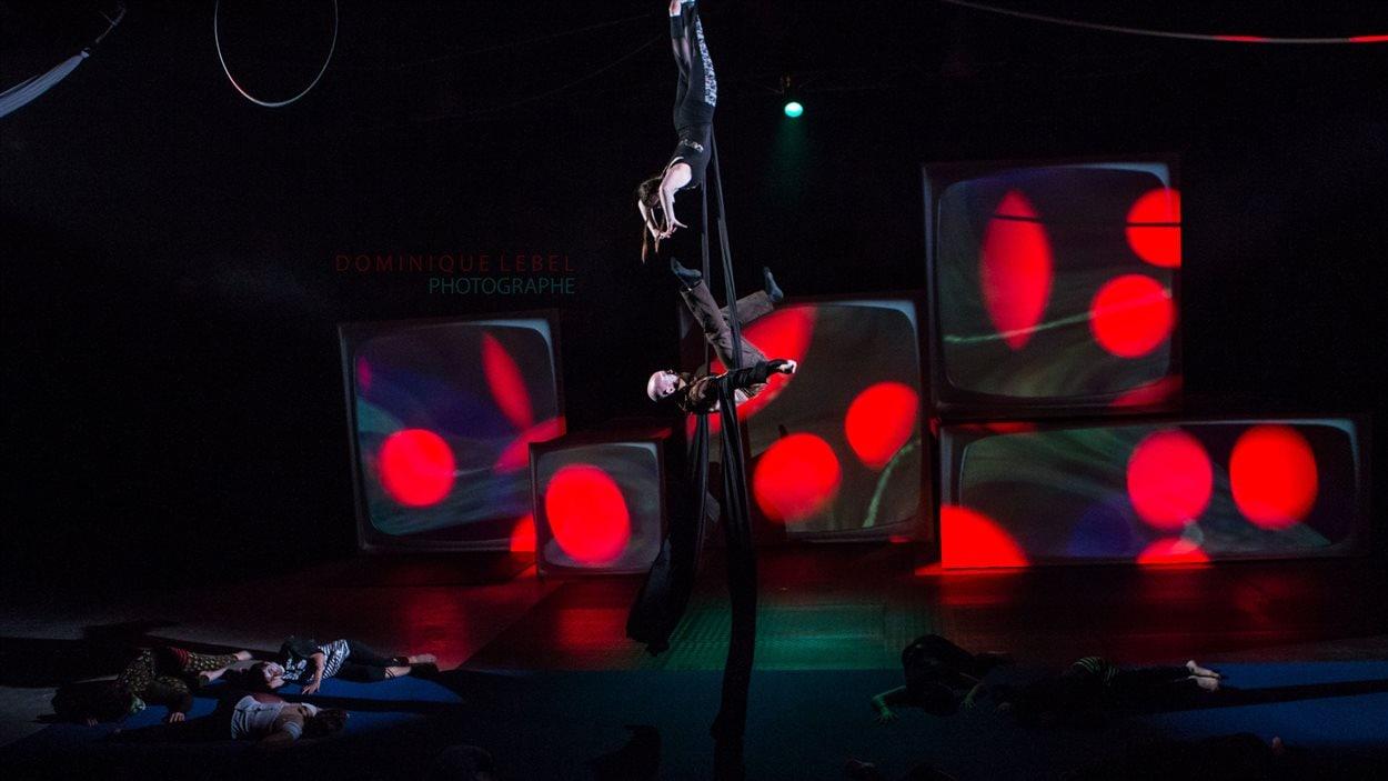 Dernier spectacle du Cirque des Îles