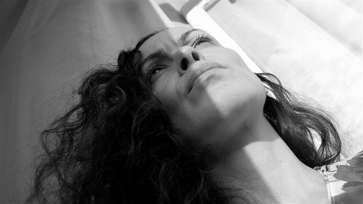 L'auteure Bianca Joubert