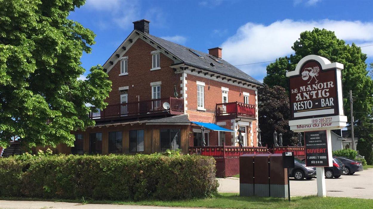 Resto Le Restaurant Le Rendez Vous Quebec