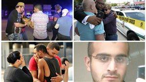 EN IMAGES - La fusillade à Orlando