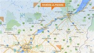 La grande séduction est à Rivière-à-Pierre.