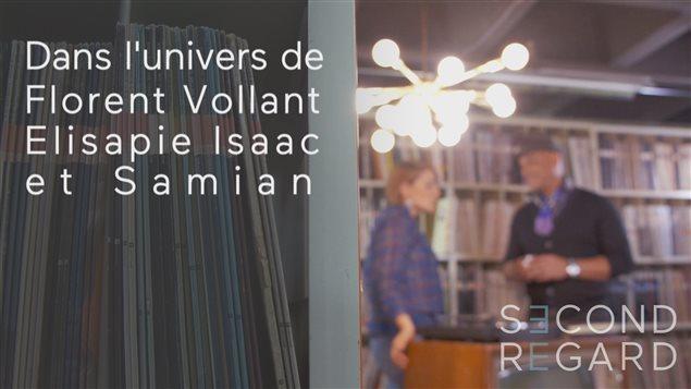 Dans l'univers de Florent, Elisapie et Samian