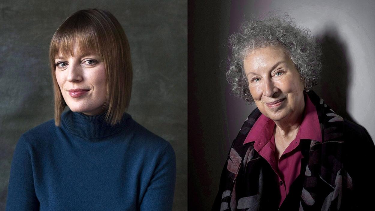 Sarah Polley et Margaret Atwood