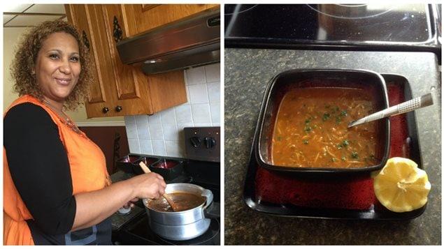 La soupe est prête